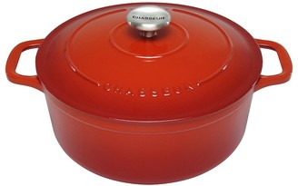 Chasseur Round French Oven 26cm/5.2L Inferno Red