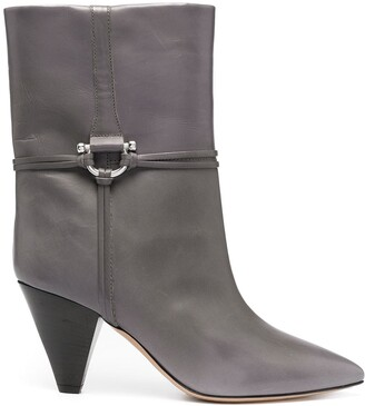 Isabel Marant Pointed Toe Boots
