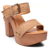 Two Lips Too Sophia Ankle Strap Sandal