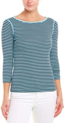 Three Dots British Boatneck T-Shirt