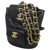 Chanel Timeless leather backpack