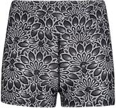 Capezio Black Spring Fling Shorts - Girls