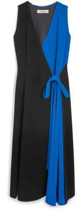 Mulberry Antonella Dress Black Summer Crepe