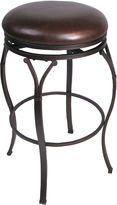 Hillsdale Quincy Backless Swivel Barstool