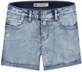 Levi's Girls 7-16 Scarlett Faded Shortie Shorts