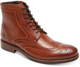 Rockport Men's Wyat Wingtip Boots
