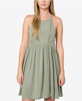 O'Neill Juniors' Marla Fit & Flare Dress, A Macy's Exclusive