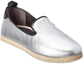 French Heritage Loowie Leather Espadrille