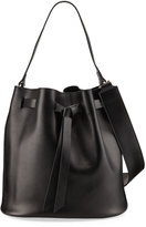 KC Jagger Adele Large Leather Bucket Bag