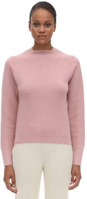 Carcel Milano Round Neck Alpaca Knit Sweater