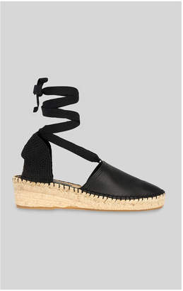 Whistles River Espadrille Tie Sandal