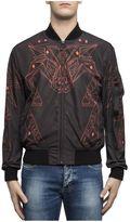 Marcelo Burlon County of Milan Black Polyester Jacket