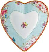 Royal Albert Sitting Pretty Heart Tray 13cm5.1in