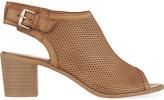Carvela Audrey peep-toe shoe boots