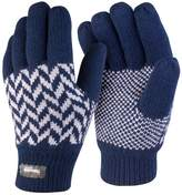 Result Unisex Winter Essentials Pattern Thinsulate Gloves