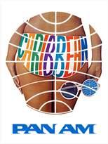 Pan Am Caribbean Bikini by Giclee Canvas)