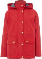 Barbour Girls Hooded Waterproof Jacket