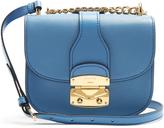 Miu Miu Chain-strap leather cross-body bag