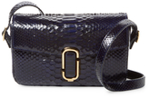 Marc Jacobs Aged Python Shoulder Bag