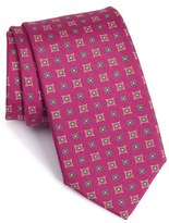 Robert Talbott Men's Medallion Silk Tie