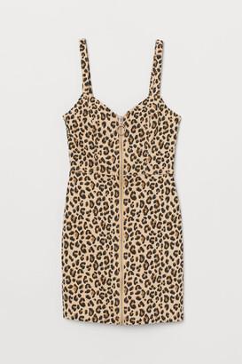 H&M Twill dress