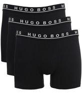 HUGO BOSS Men's Three Pack of Boxer Briefs L