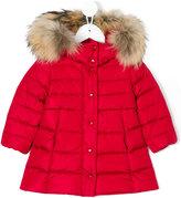Moncler padded hood jacket