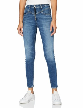 Calvin Klein Jeans Women's CKJ 010 HIGH Rise Skinny Ankle Pants