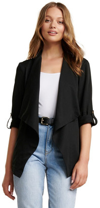 Forever New Carrie Waterfall Jacket
