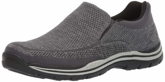 Skechers Men's Expected-Gomel Sneaker Grey 7 Extra ExtraWide US