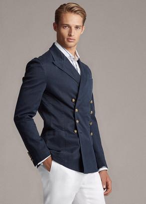 Ralph Lauren Nautical-Inspired Chino Jacket