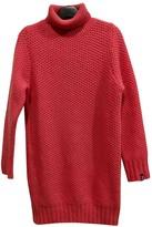 Colmar Pink Wool Knitwear for Women