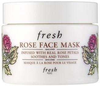 Fresh Rose Face Mask (100Ml)