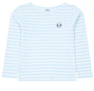 Maison Labiche x pokemon squirtle sailor long sleeve t-shirt.