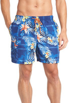 Tommy Bahama Naples Lei Over Swim Trunk
