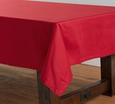 Pottery Barn Caterer's Rectangle Tablecloth