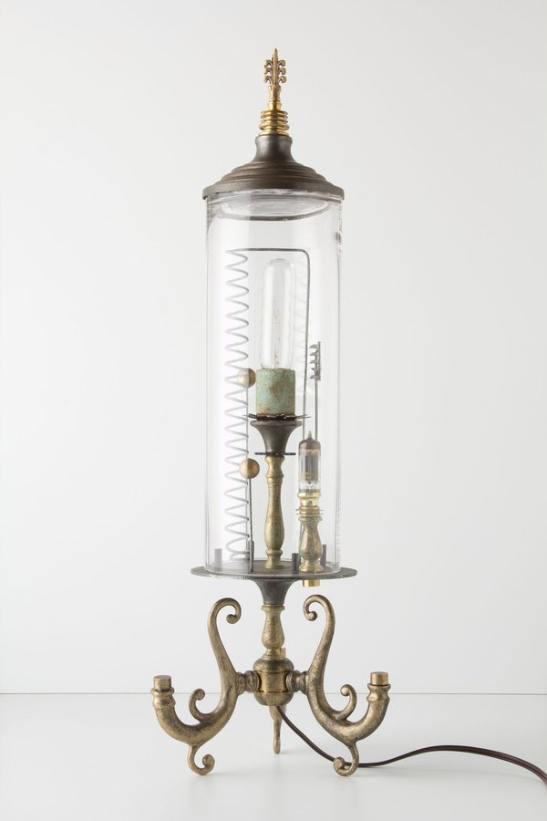 Anthropologie Jitterbug Lamp