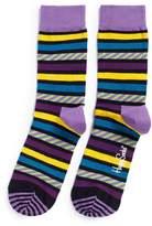 Happy Socks Stripes & Stripes socks