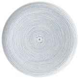 Royal Doulton Ellen Degeneres Platter 32cm Polar Blue Dots