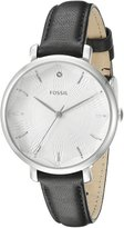 Fossil Women's ES3865 Leather Quartz Watch