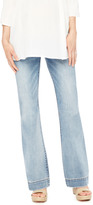 Motherhood Indigo Blue Secret Fit Belly Flare Leg Maternity Jeans