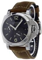 Panerai 'Luminor 1950 Acciaio' analog watch