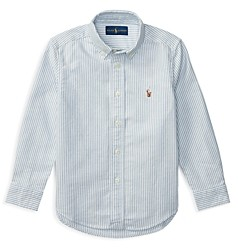Ralph Lauren Polo Boys' Button-Down Shirt - Little Kid