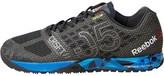 Reebok Mens CrossFit Nano 5.0 Training Shoes Black/Blue Sport/Electric Blue