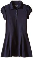 Nautica Girls Plus Polo Dress Girl's Dress