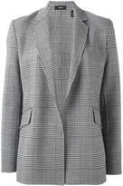 Theory 'Sedeia' blazer - women - Polyester/Polyurethane/Spandex/Elastane/Virgin Wool - 6