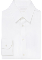 Alexander McQueen Barrel Cuff Cotton Dress Shirt
