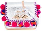 Sophia Webster 'Claudie Pom Pom' shoulder bag
