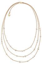 Michael Kors Cubic Zirconia Multi-Strand Necklace