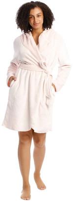 Chloe & Lola Hop Into Bed Bunny Novelty Hooded Robe Lt